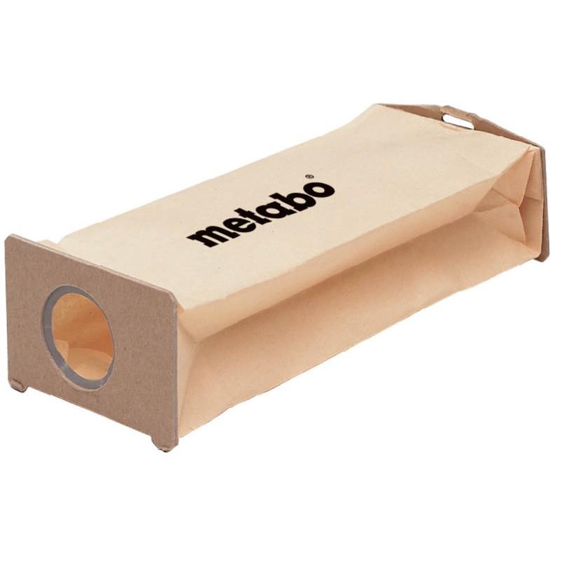 Worki papierowe na pył (5 szt) Metabo