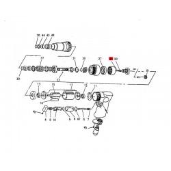 Prowadnica sprężyny DW 1610/1620 Metabo