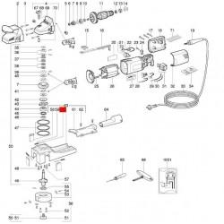 Kołek do frezarki górnowrzecionowej LF 724 S Metabo #3
