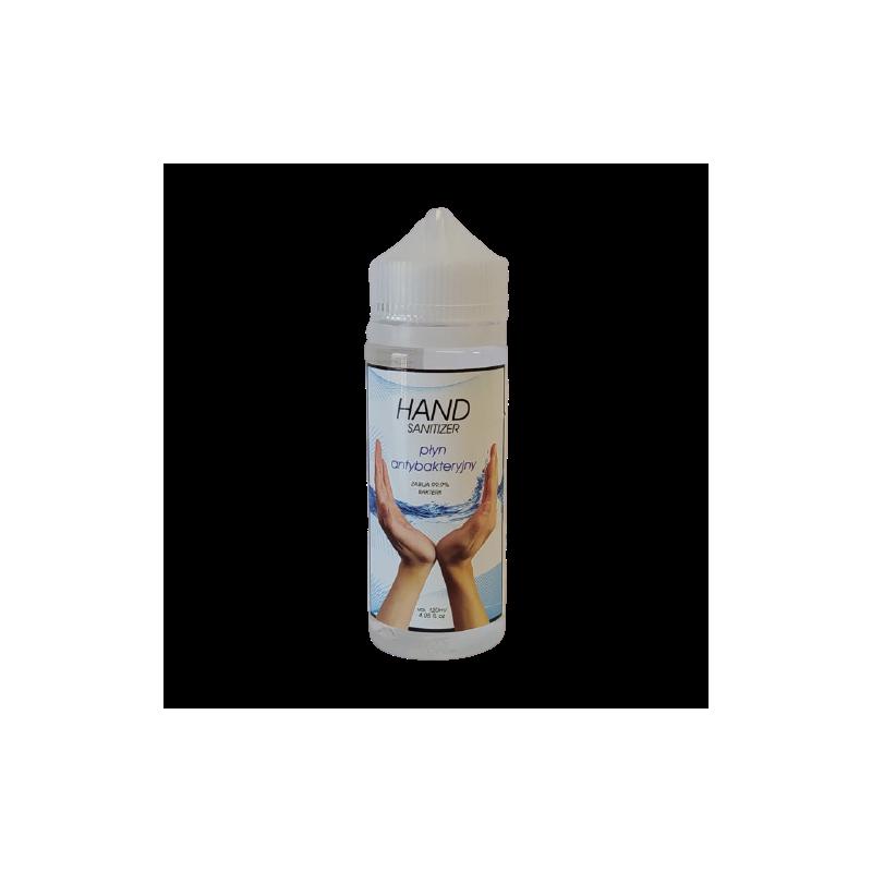 Płyn antybakteryjny do rąk Hand Sanitizer 120ml 70% alkohol gliceryna