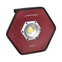 Lampa sieciowa Hexa 40W 3300lm COB LED Kraftwerk