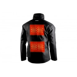 Ogrzewana kurtka na akumulatorem HJA 14.4-18 r. XXL Metabo #4