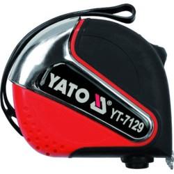 Miara zwijana czerwono-czarna 3m x 16mm Yato