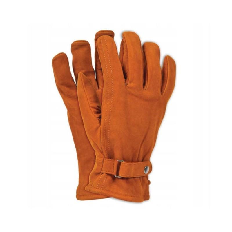 Rękawice robocze ocieplane skóra RBNORTHPOLE rozmiar 9