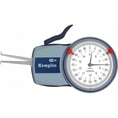 Macki czujnikowe wew 5-15mm 0.015mm Kroeplin #1